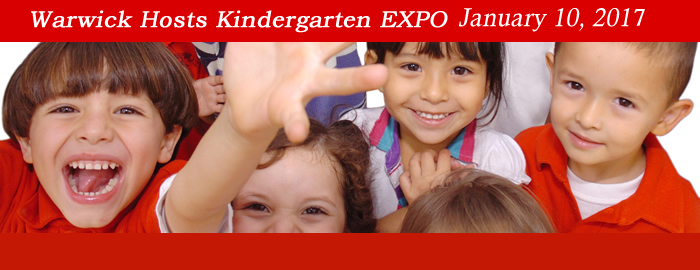 Kindergarten EXPO Jan. 10, 2017