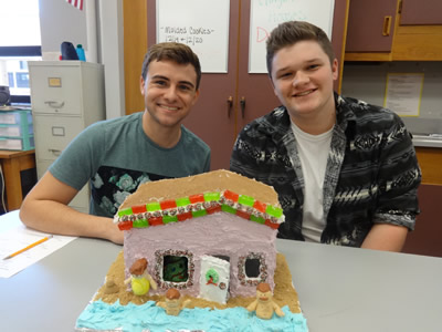 WHS Gingerbread Houses