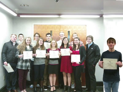 FBLA Members Qualify for States