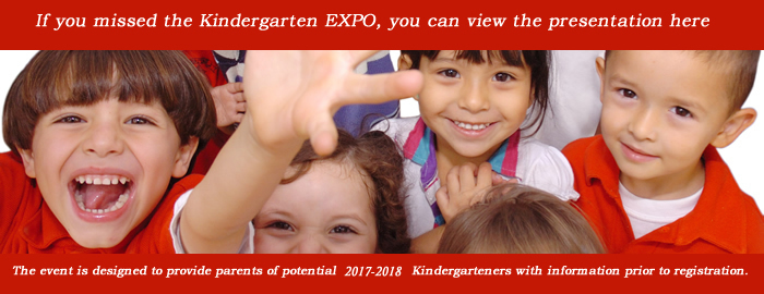 2017 Kindergarten EXPO Held