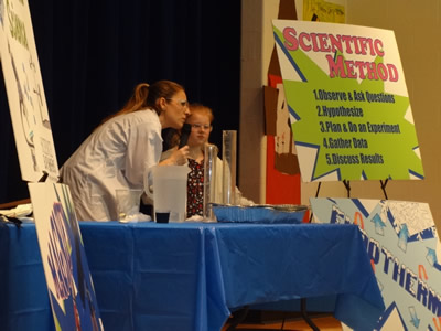 Science Day at Kissel Hill