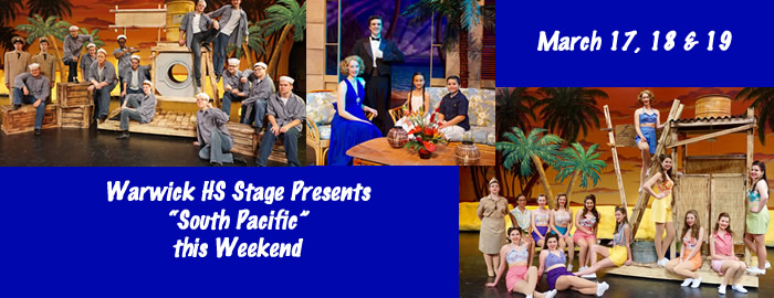 WHS Presents South Pacific Musical