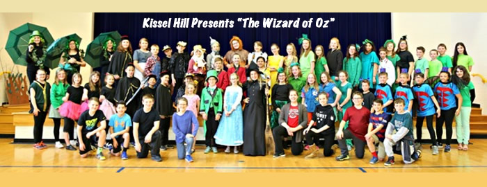 KH Presents Musical Wizard of Oz