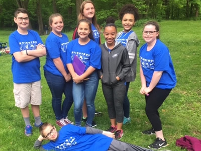 WMS in County Envirothon