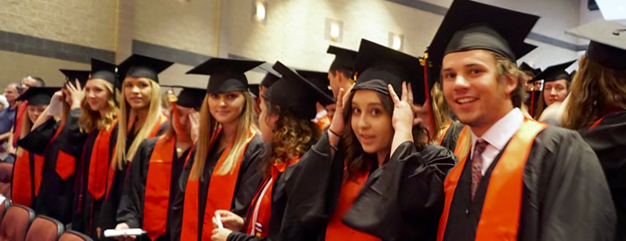 WHS Hosts 61st Baccalaureate