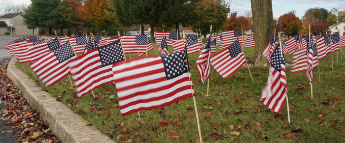 Bonfield Elementary Honors Veterans