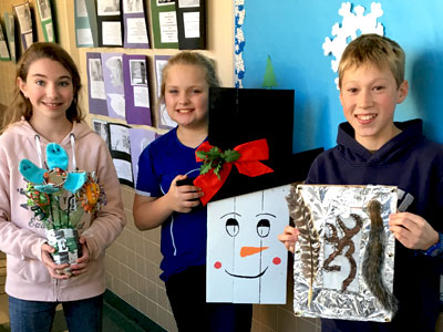 John Beck 6th Graders Get Creative with