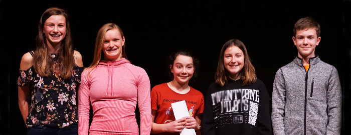 Warwick Holds Annual District-wide Spelling Bee