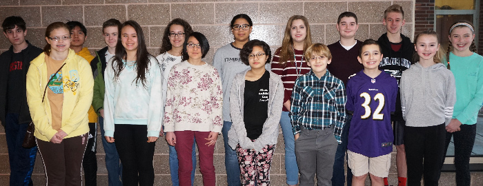 Warwick Students Earn 2018 Scholastic Writing Awards