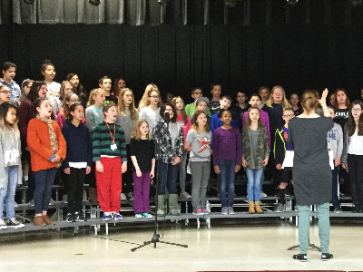 Bonfield Elementary Presents Winter Concert