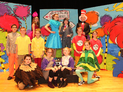 "Kissel Hill Elementary Presents ""Seussical Jr."" The Musical"