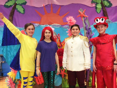"John Beck Elementary to Perform ""The Little Mermaid Jr.""  the Musical"