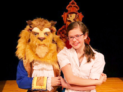 Warwick Middle School Presents 'Beauty and the Beast Jr.'