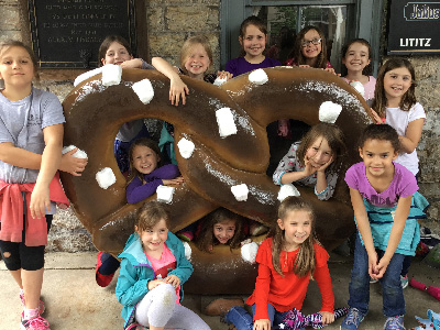 Bonfield Second Graders Stay Local on Spring Field Trips