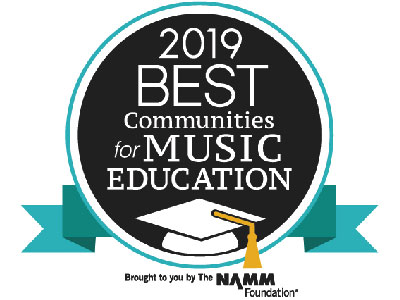 Warwick's Music Education Program Receives 2nd National Award