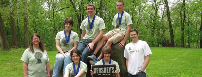 WHS Envirothon Teams Place High